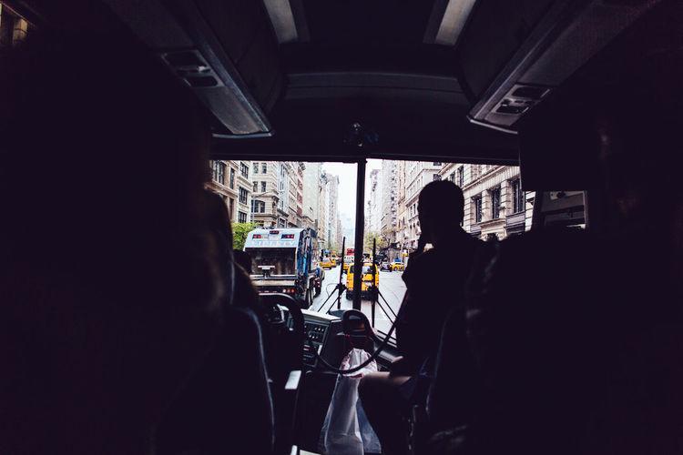 Tour Bus nyc Eyeemphoto