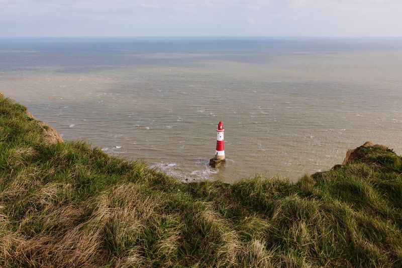 Beachy Head Eastbourne Lighthouse Landscapes With WhiteWall