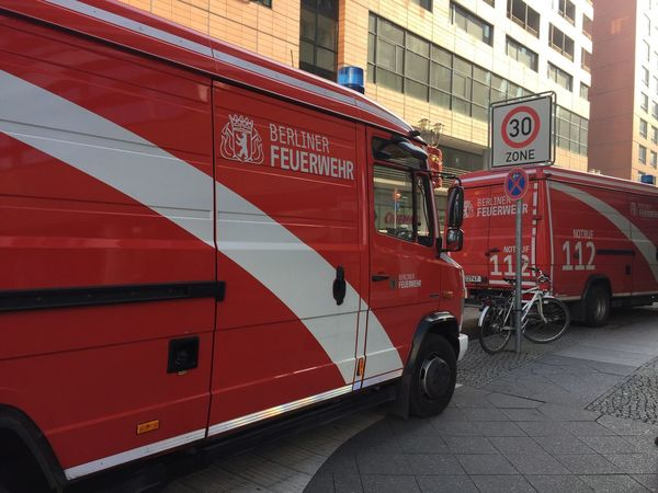 Berlin, Germany - February 7, 2018: Ambulance first aid. 112 is the single European emergency number that can be dialed free of charge is used for fire and medical emergency 112 Berlin Emergency First Aid Healthcare Ambulance Day Fire Emergency Healthcare And Medicine Medical Medical Emergency Medical Van Notruf Outdoors Rescue Safety Vehicle