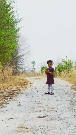 my niece Countryside Country Road The Portraitist - 2014 EyeEm Awards