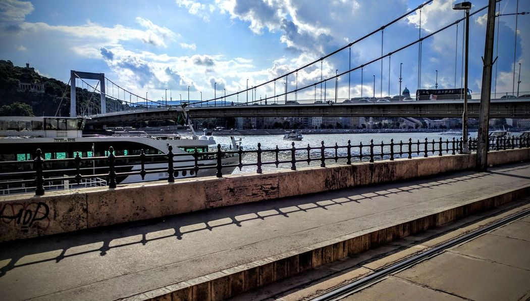 Elizabeth Bridge Budapest, Hungary Nexus6pphotography Nexus6P Cityscape