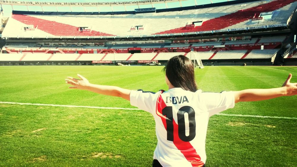 River Plate Estadio Monumental, Belong Anywhere