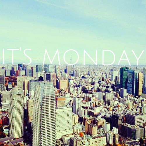 Building Capital City Happymonday  Monday Mondayblues Mondaymorning Sky Tokyo Words