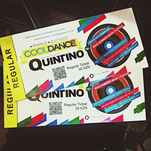 We ready for this summer festival! Quintino we waiting you ! 26.07.2014 @KarvanPalace Ticket Concert Quintino Nocomment